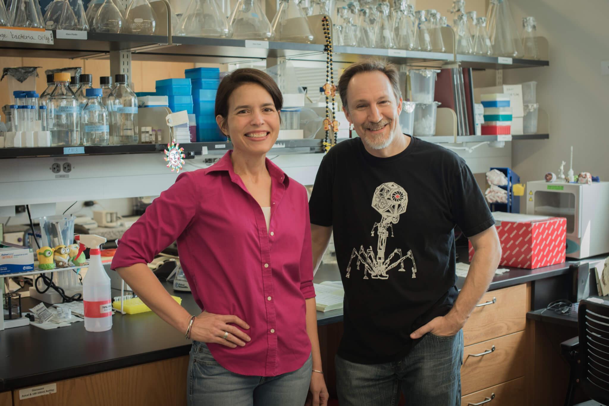 FGCU faculty members study Zika virus on campus