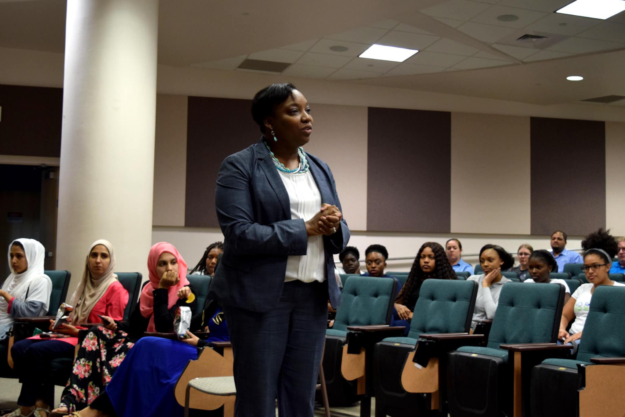 Multicultural RSOs host forum in response to recent shootings