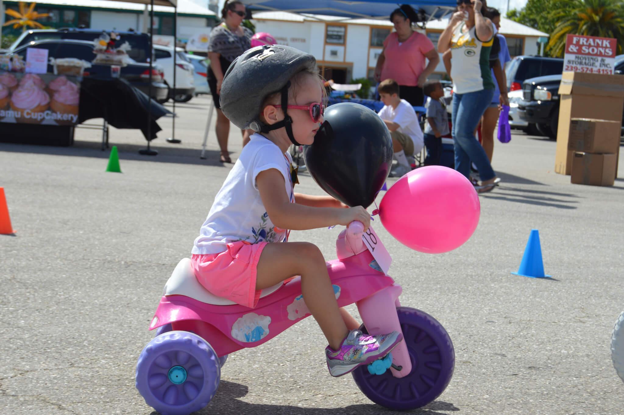 Trike-A-Thon Races Through SWFL