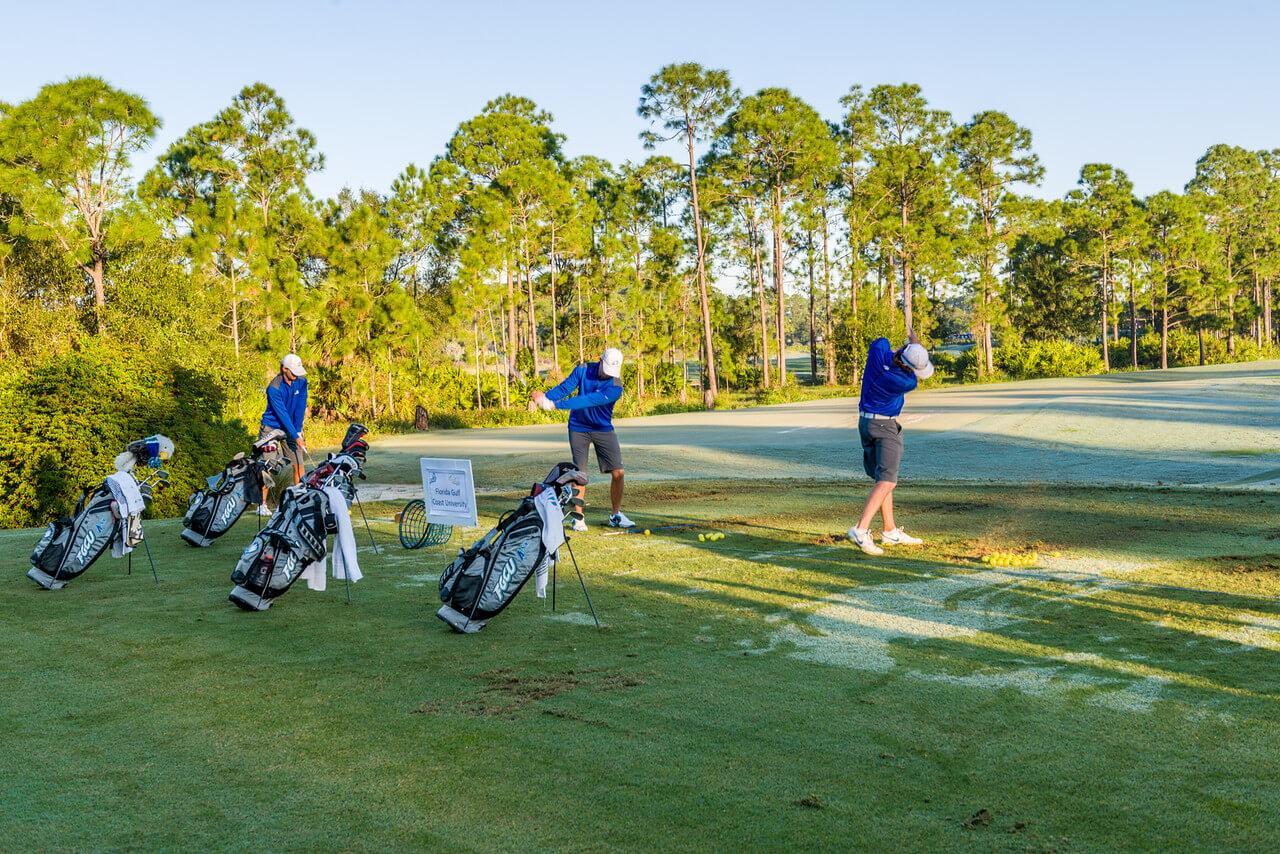 FGCU men's golf opens season with 12th place finish at EKU Intercollegiate