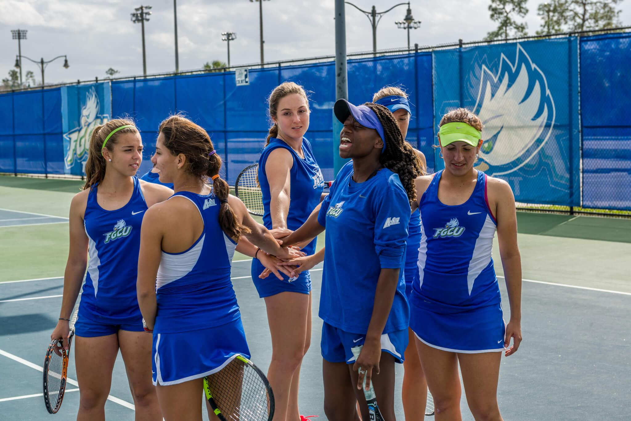 FGCU women's tennis welcomes four recruits for 2016 campaign