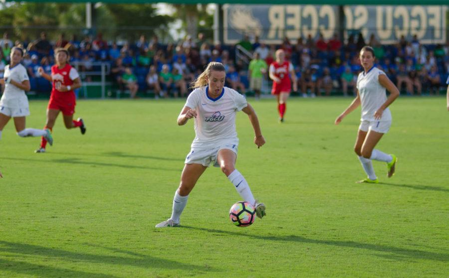 FGCU+women%27s+soccer+at+Liberty