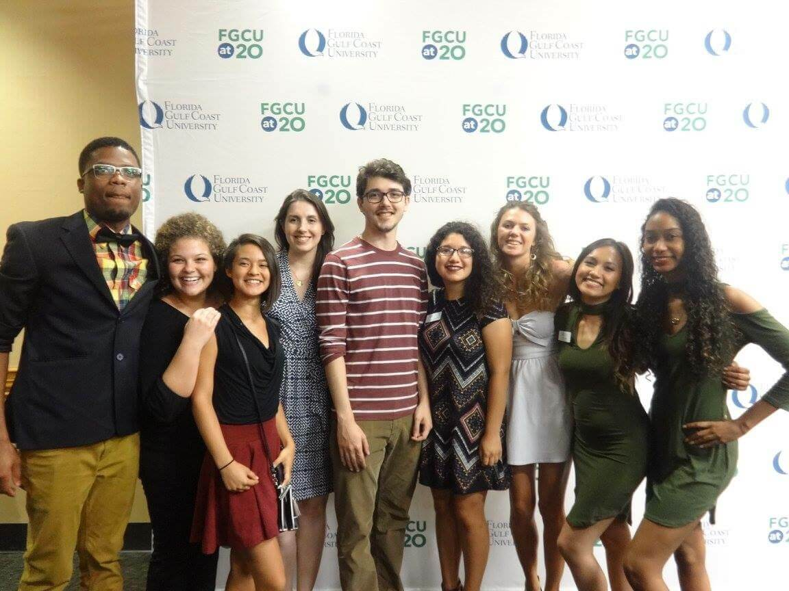 Eagle mentors international student from Africa