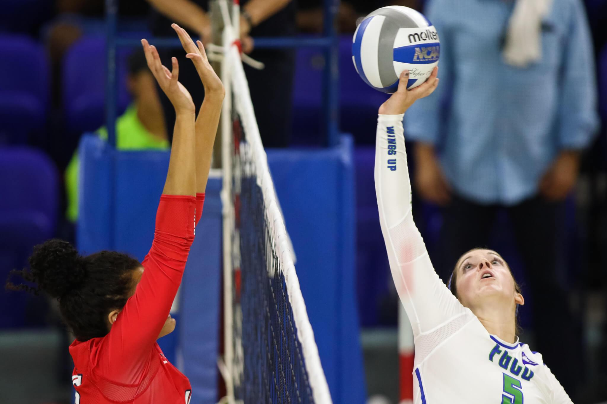 Preview: FGCU volleyball vs. Stetson
