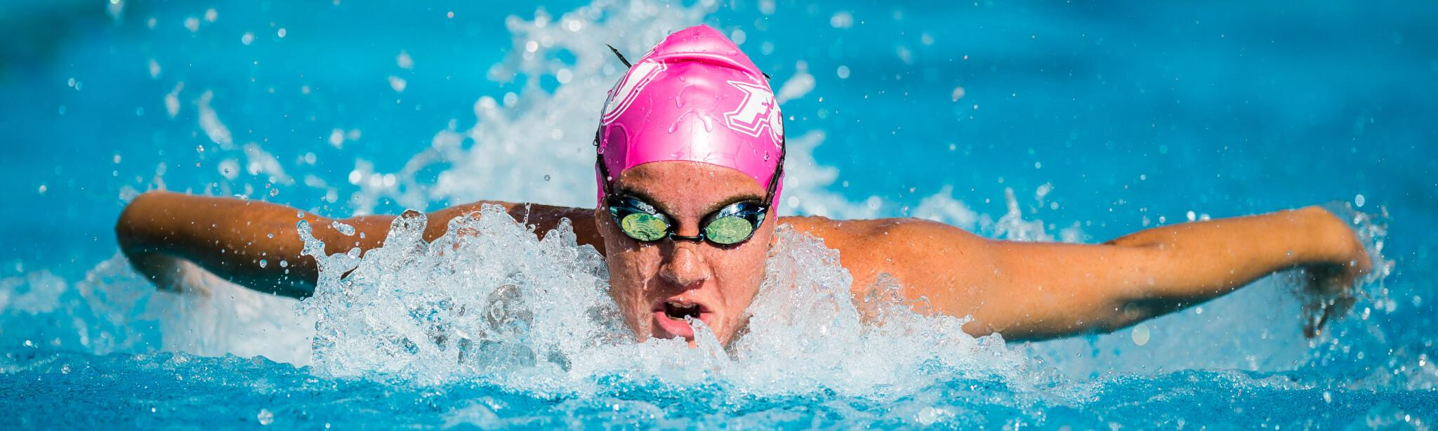FGCU swimming and diving defeats UNF in first dual-meet of the season