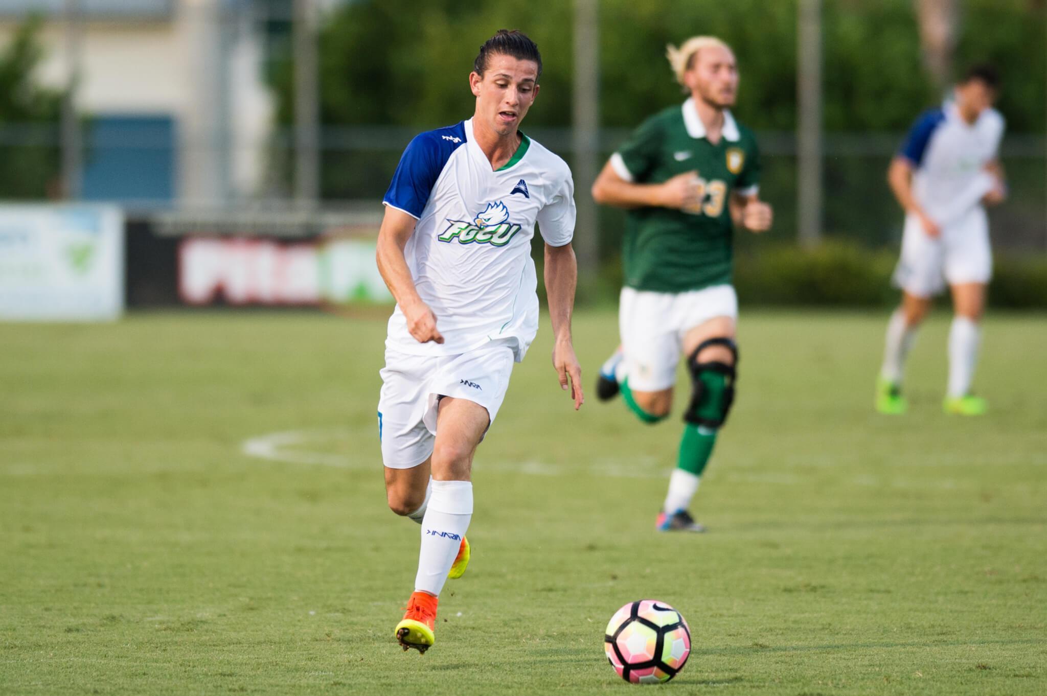 Preview: FGCU men's soccer vs. USF