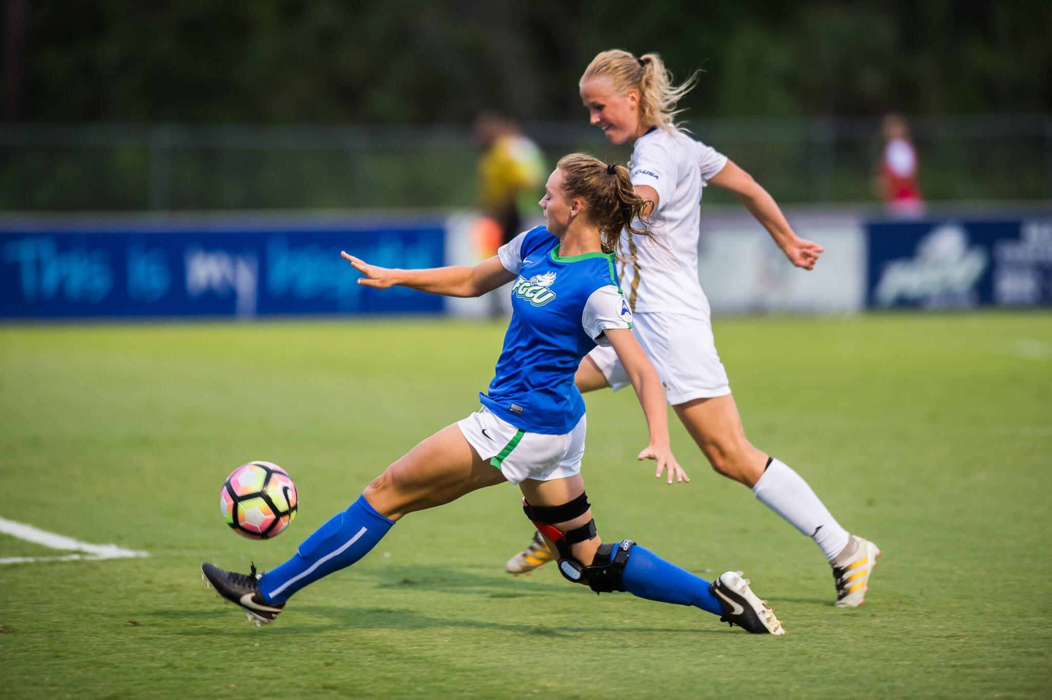 Preview: Women's soccer vs. Kennesaw State