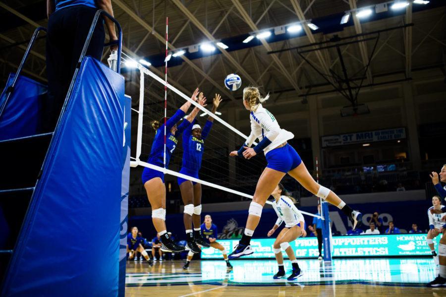 FGCU+womens+volleyball