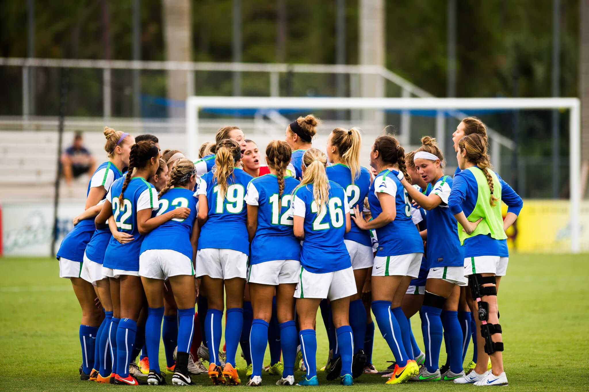 Preview: Women's soccer vs. UNF