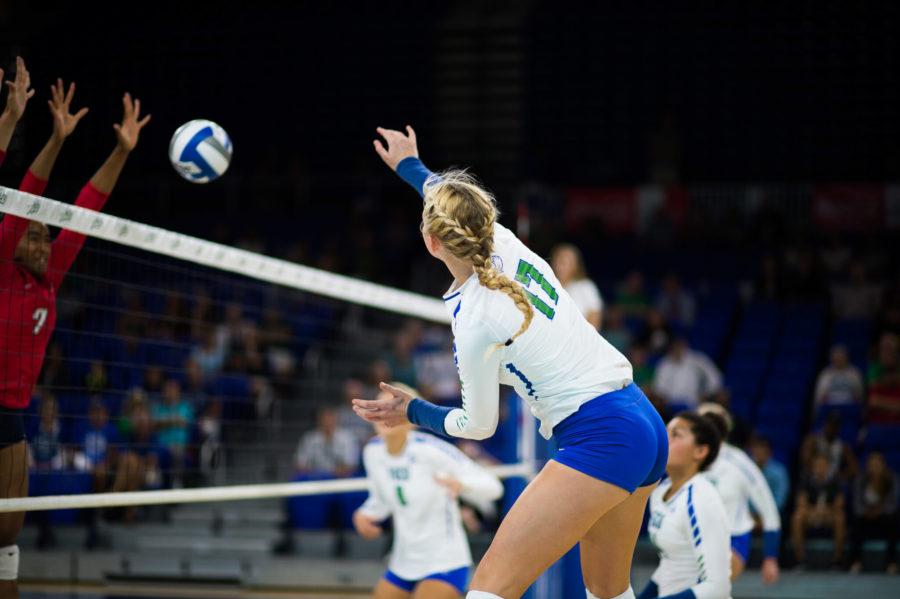 FGCU+women%27s+volleyball