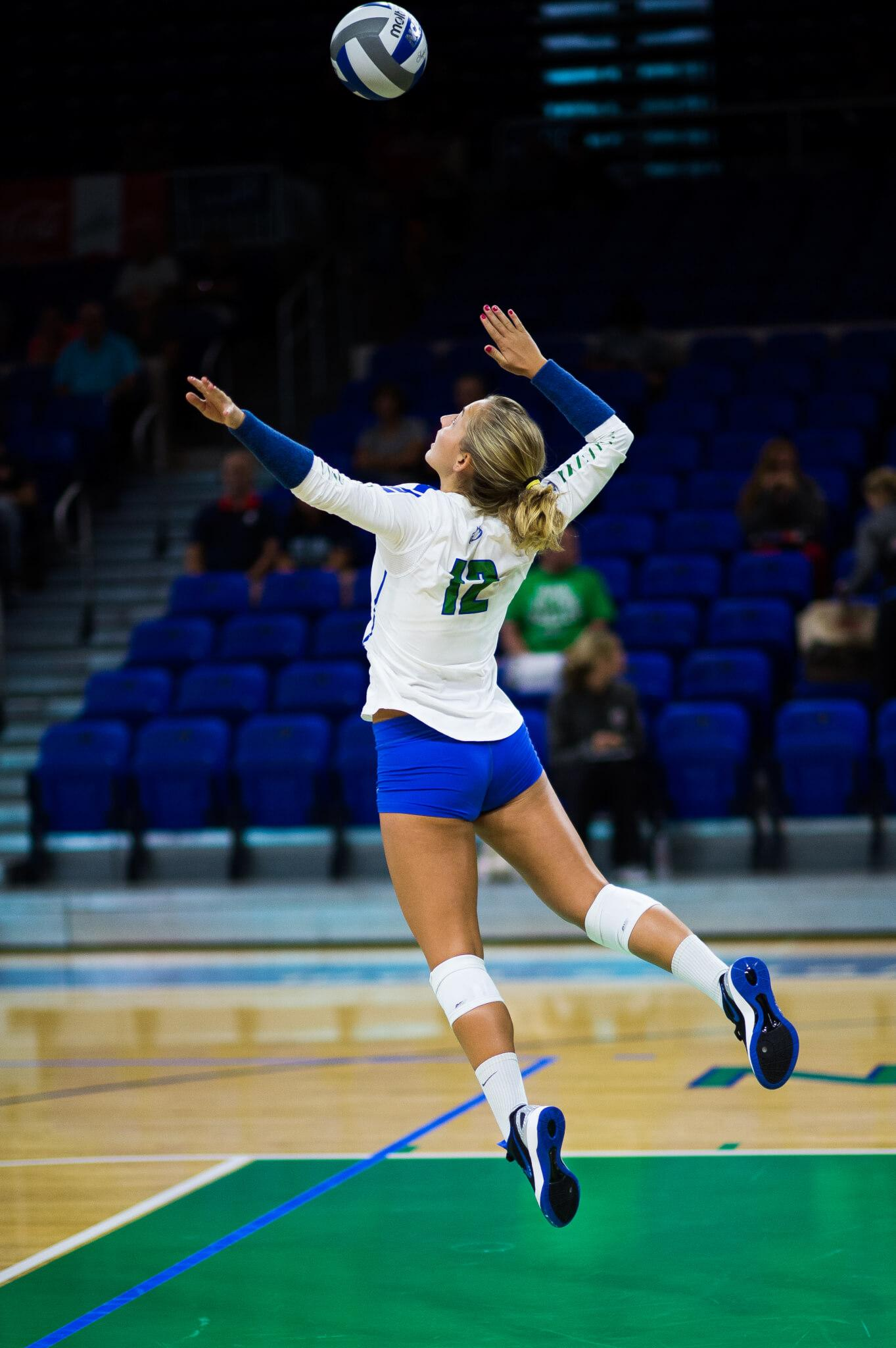 Preview: Volleyball vs. Bethune- Cookman