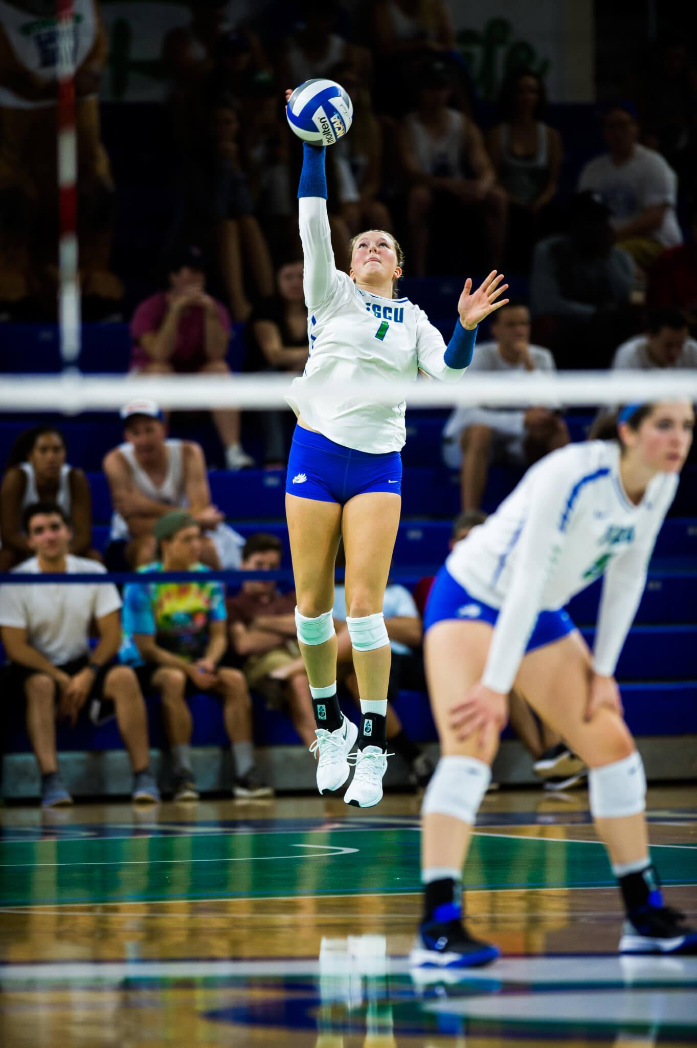 Preview: Volleyball vs. Stetson
