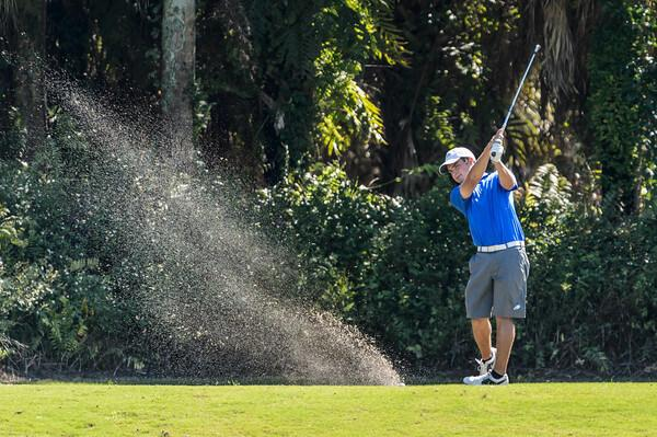 Men's Golf Concludes Season with Eighth Place Finish