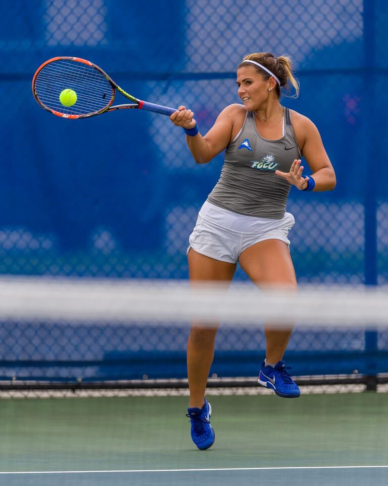FGCU women's tennis competes in ITA Southeast Regionals