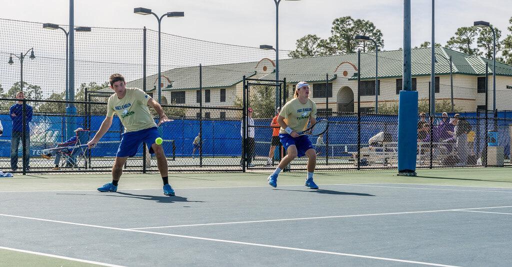 Preview: Men's tennis at FGCU Fall Invitational