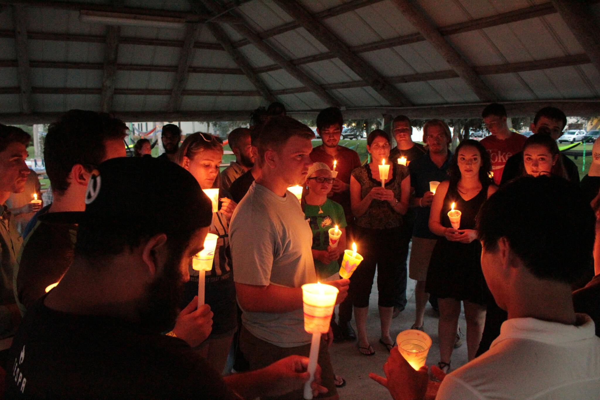 FGCU students gather to remember Ryan Wendler