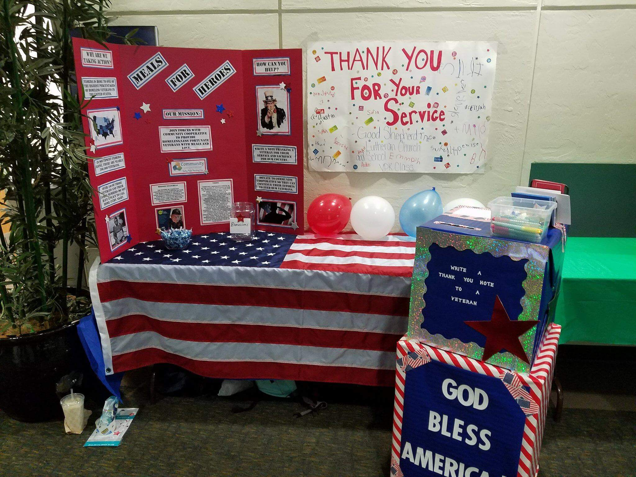 FGCU students fight to bring awareness to Lee County veterans