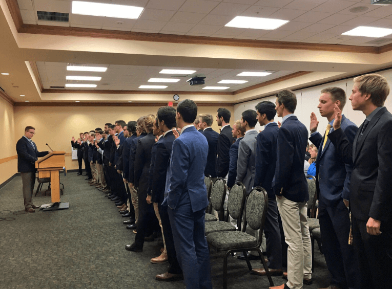 Alpha Tau Omega establishes colony at FGCU
