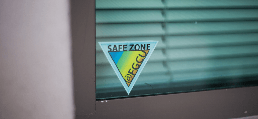 Safe spaces on campus are a required resource