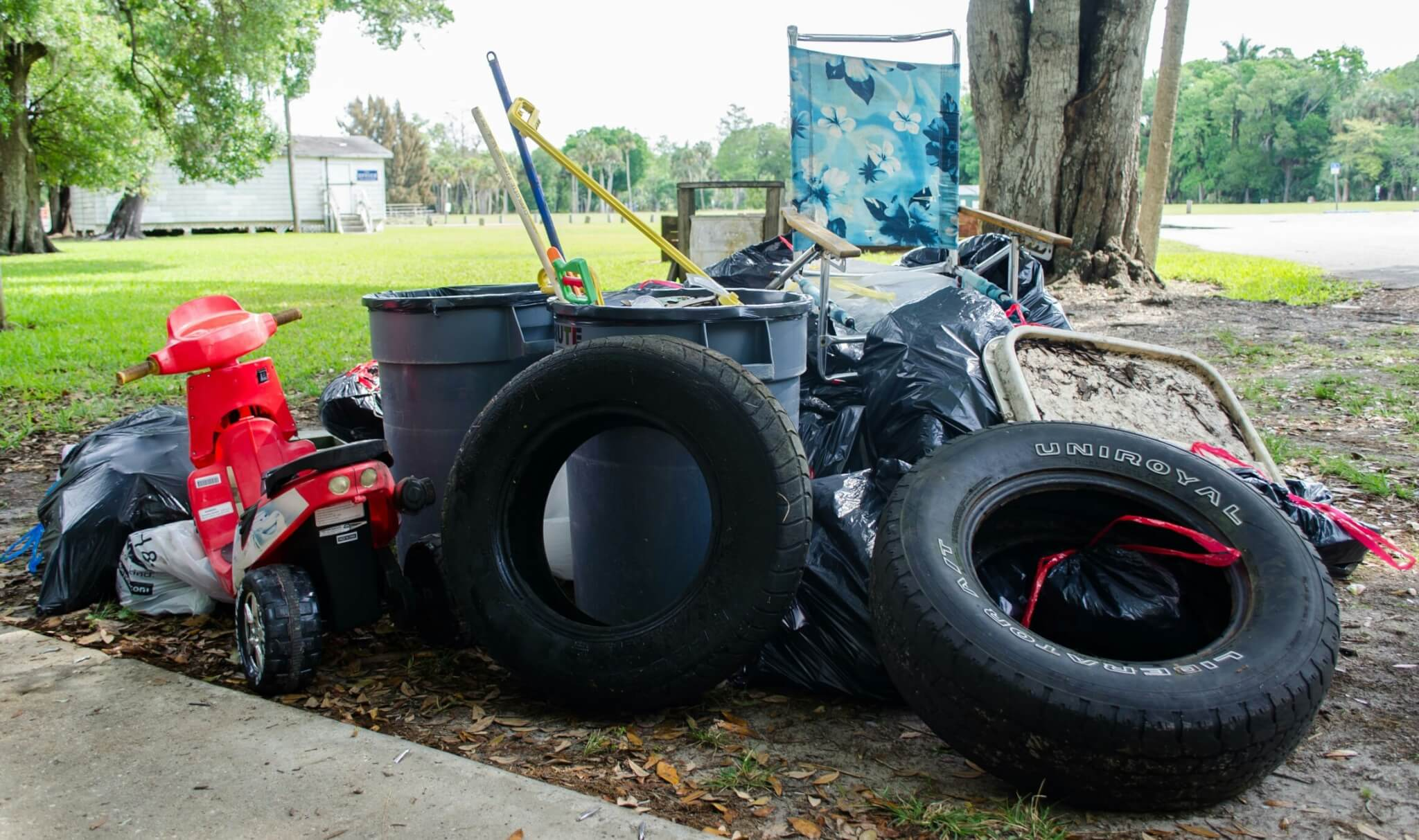 Cleanup to save the Caloosahatchee