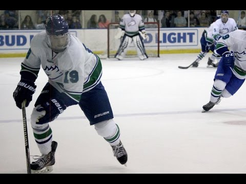 FGCU DII hockey team picks up a win in its home opener