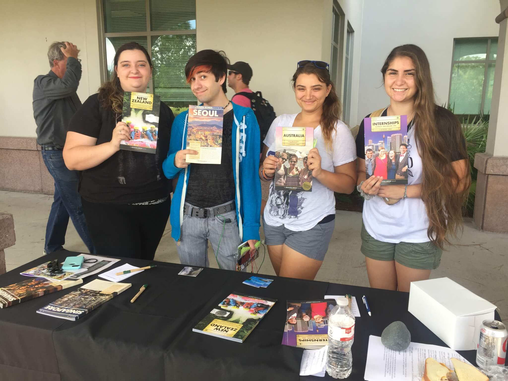 Study Abroad Fair showcases travel opportunities for students