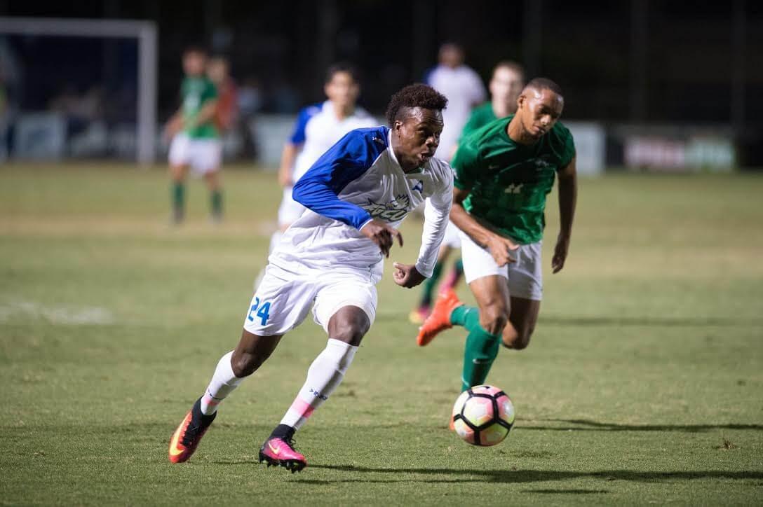 FGCU men's soccer defeats USC Upstate 3-0 in final home game of regular-season