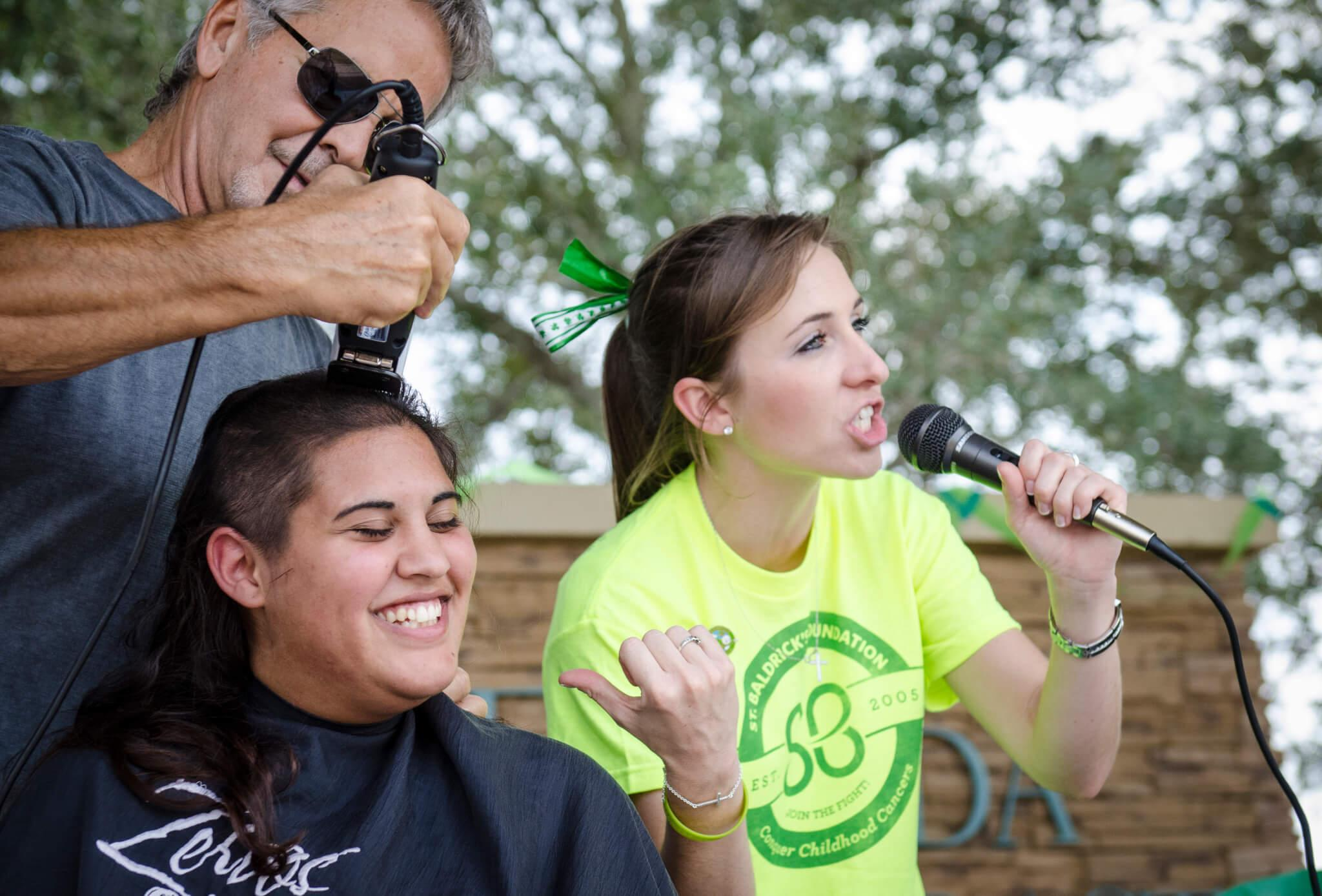 St. Baldrick's Day extends to the community for its sixth year