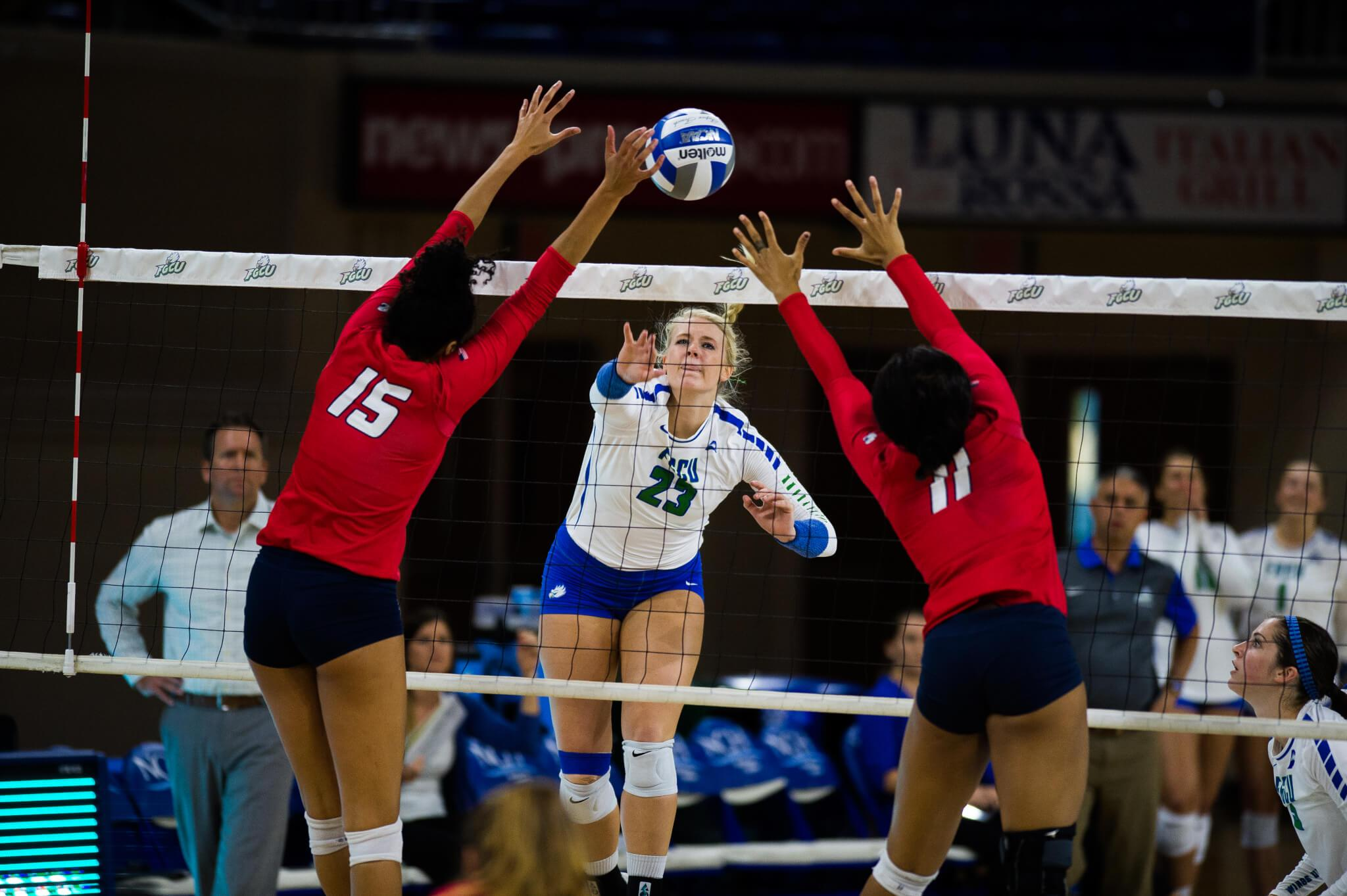 Preview: FGCU volleyball vs Lipscomb