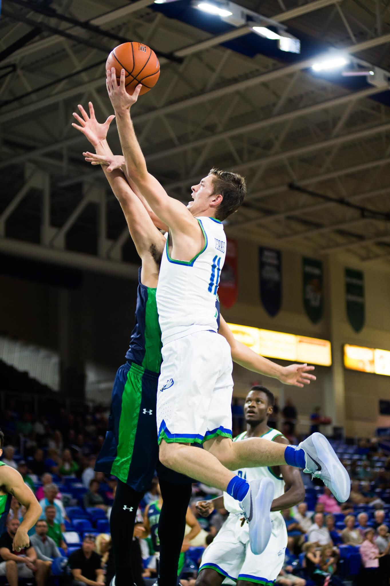 FGCU men's basketball routes Ave Maria for third straight victory