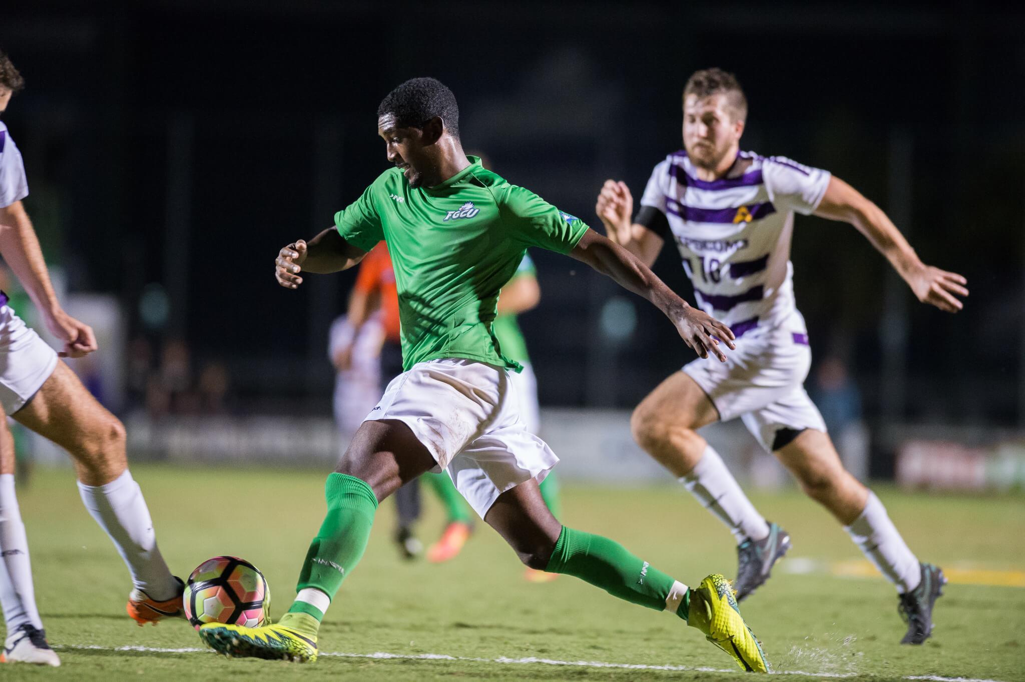 No. 20 FGCU men's soccer advances to ASUN Men's Soccer Championship Final