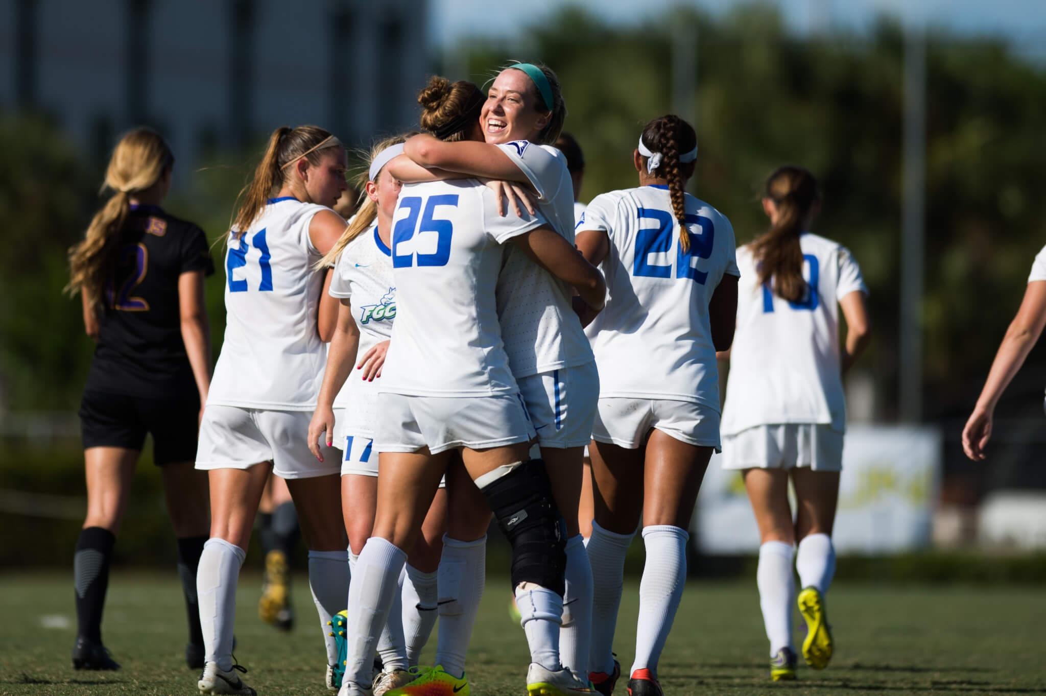 FGCU women's soccer team earns first conference win over Kennesaw State