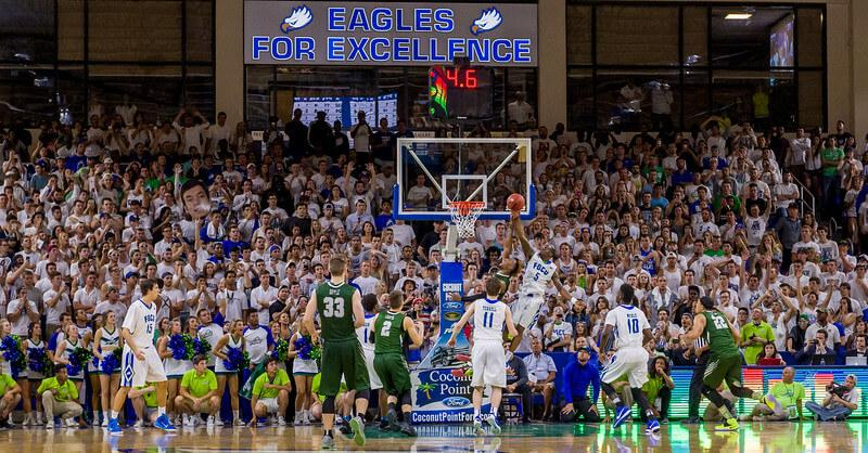FGCU men's basketball looks to build off of last year's NCAA tournament appearance