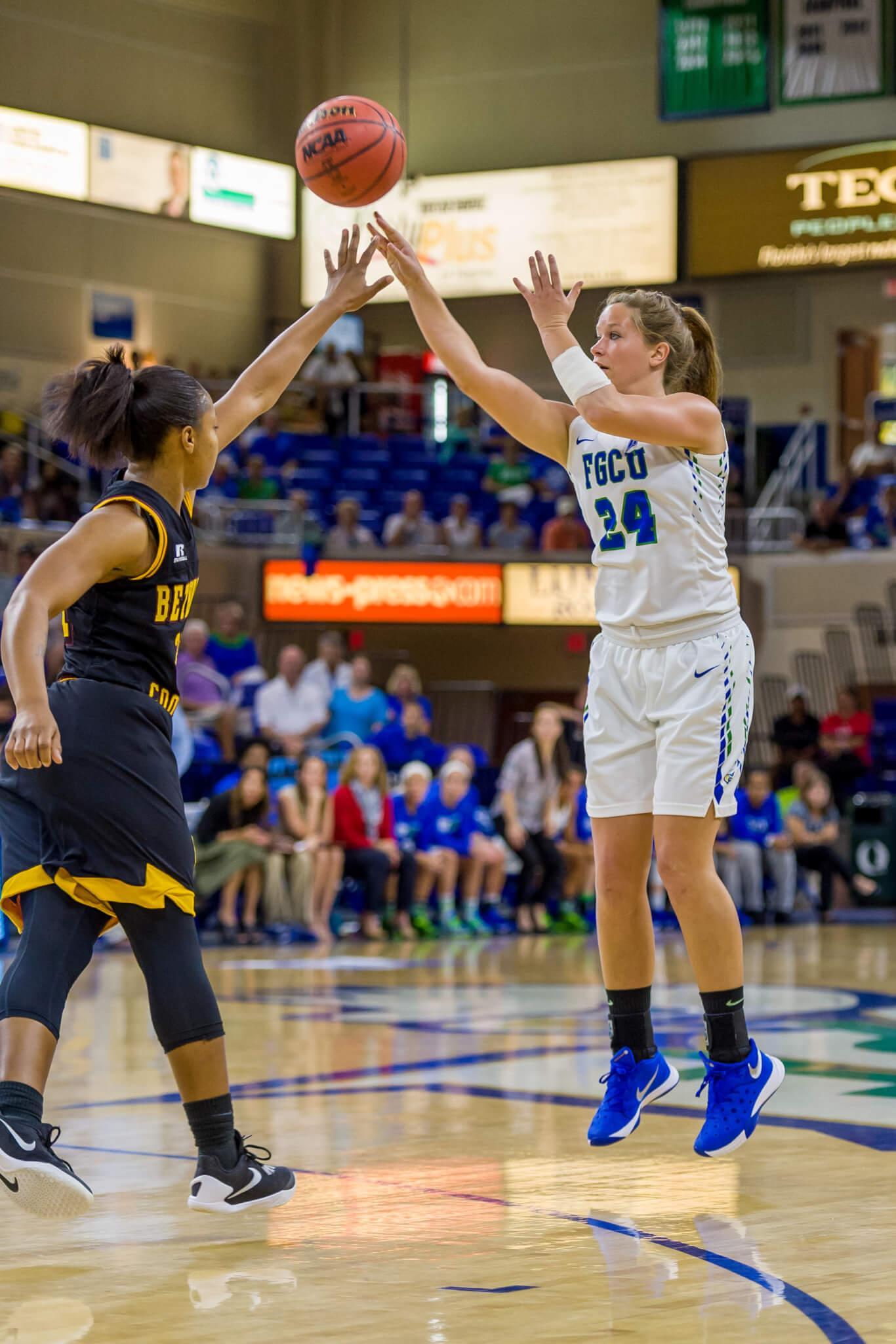 FGCU women's basketball loses to Quinnipiac in season opener
