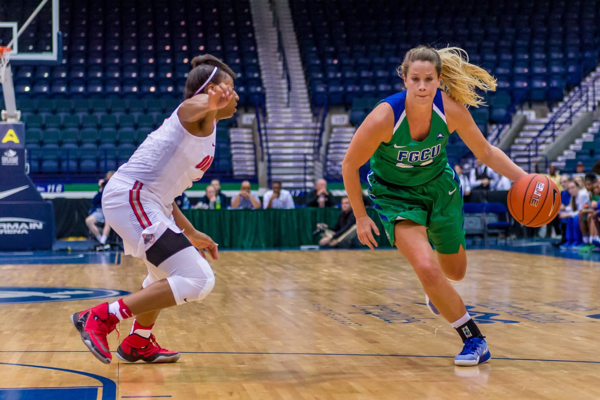 FGCU women's basketball falls to No. 8 Ohio State