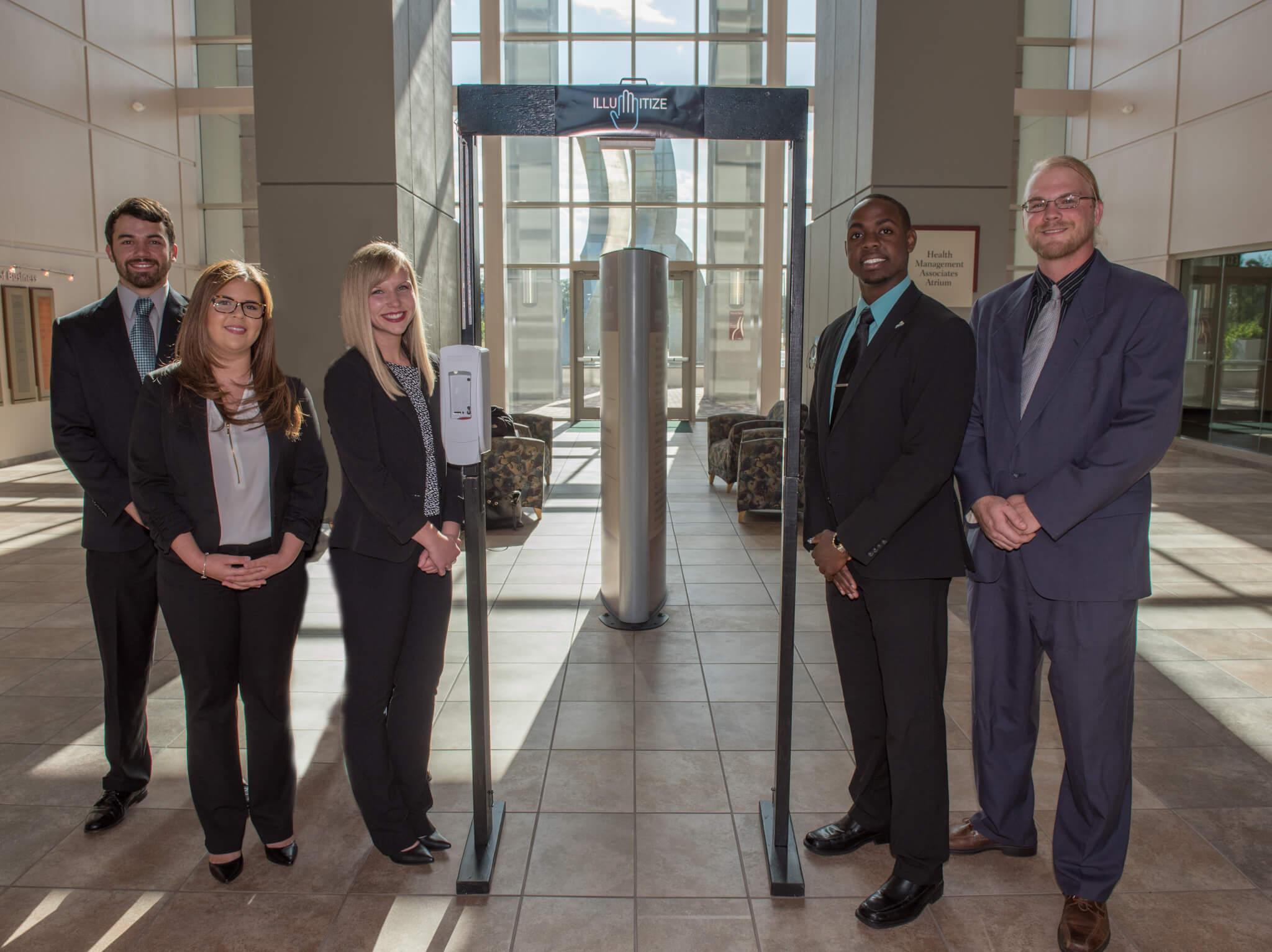 FGCU student startup business to partner with HealthPark Medical Center