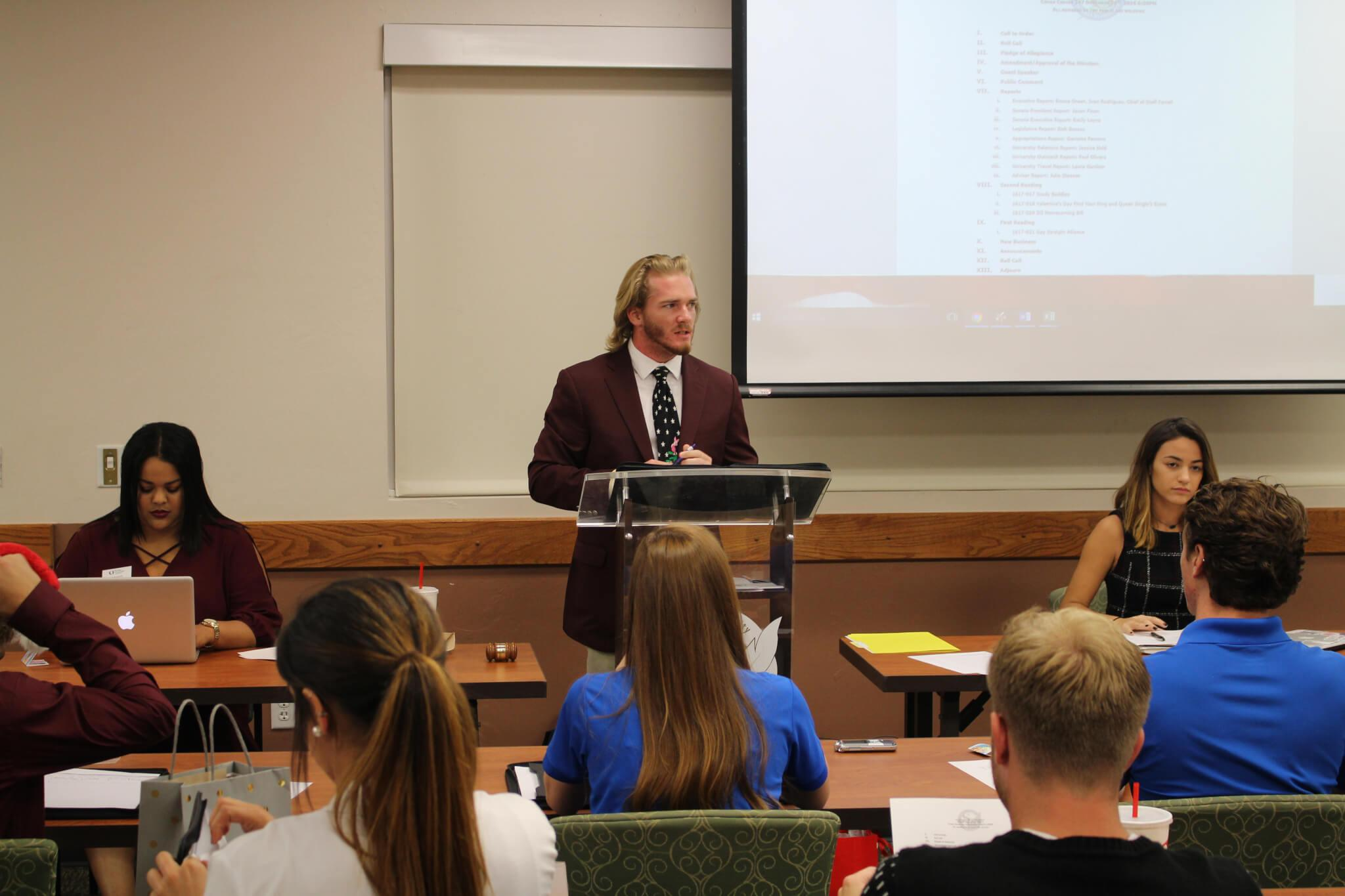 Student Government approves  FGCU's first homecoming