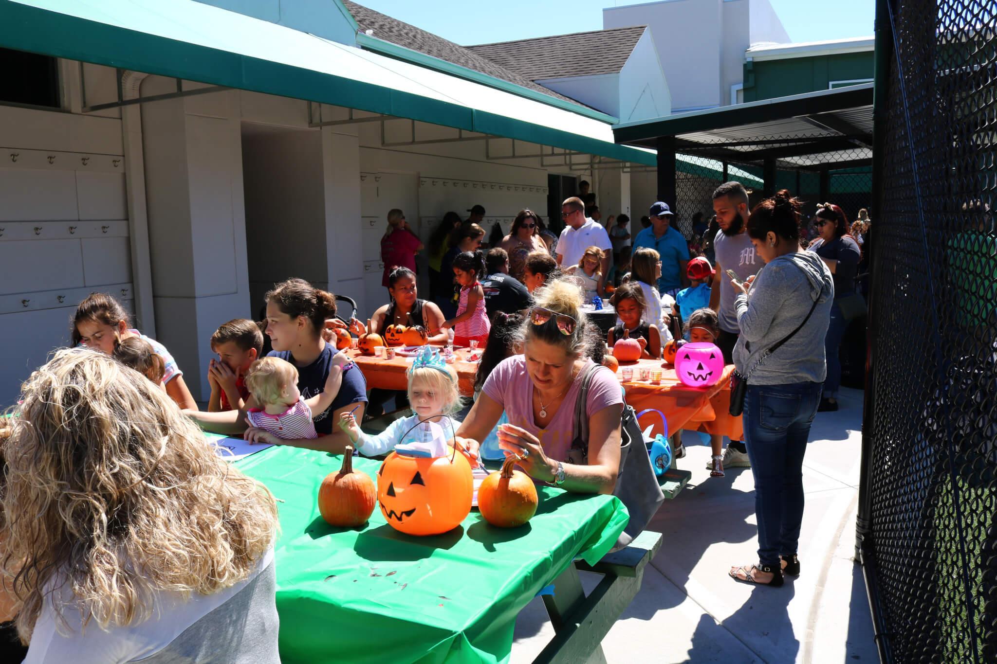 Help a Diabetic hosts Plumper the Pumpkin event