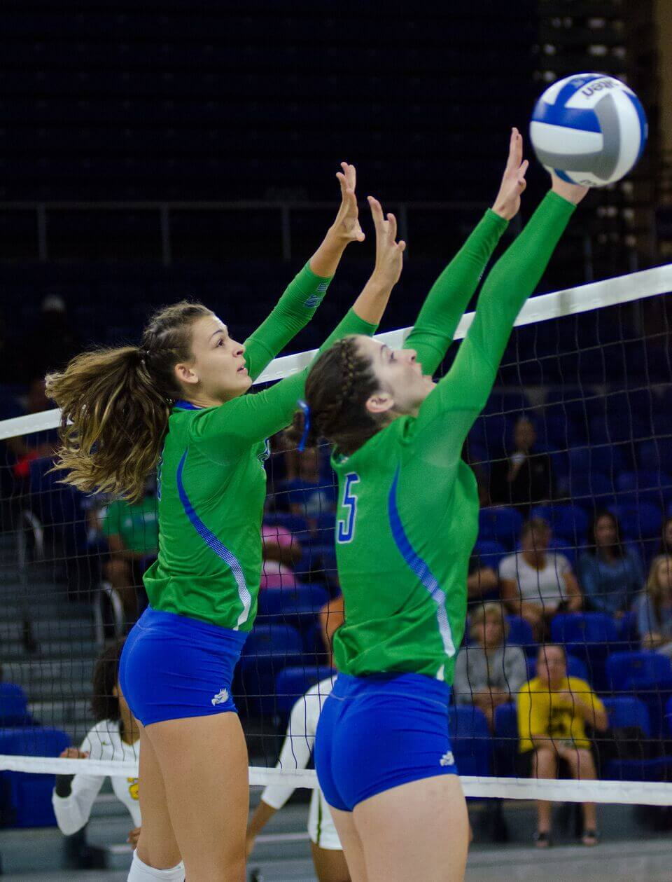 FGCU volleyball sweeps Jacksonville for 22nd win