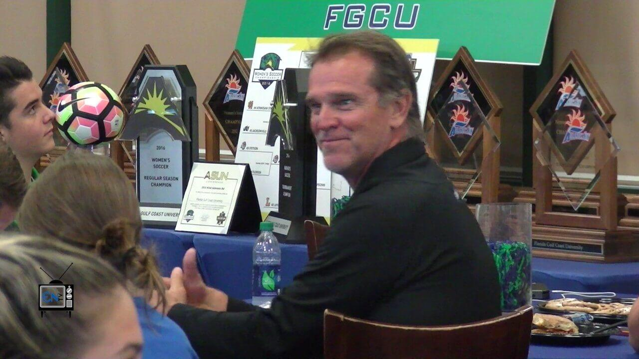 FGCU women's soccer to face UF in first round of NCAA Tournament