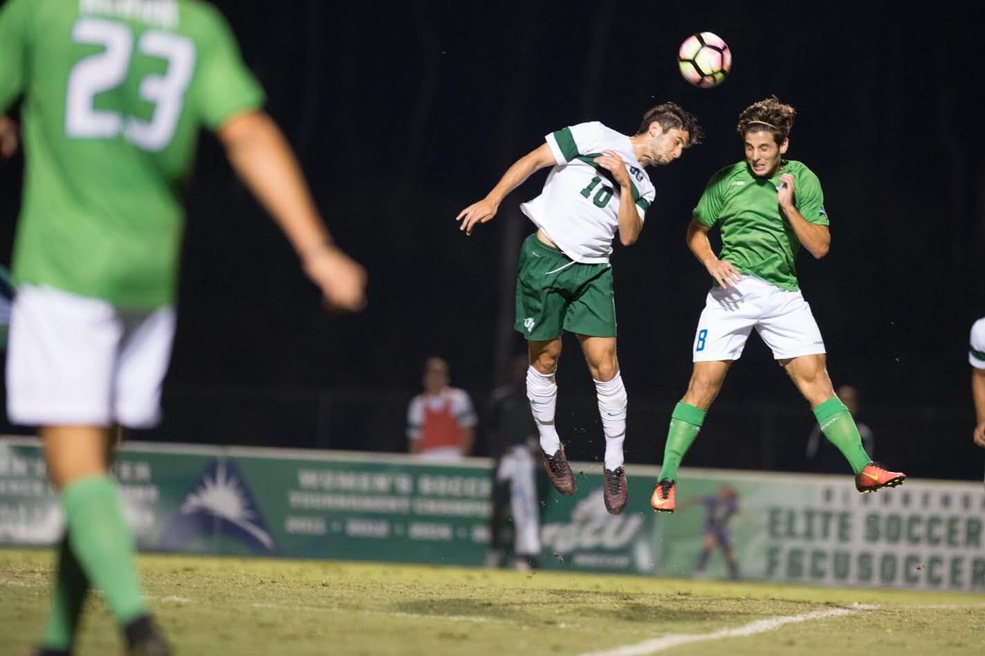 FGCU men's soccer defeats Jacksonville 3-2 to claim ASUN Soccer Championship