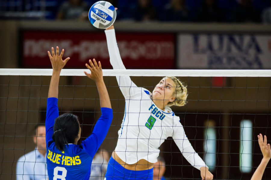 FGCU+volleyball+falls+to+Lipscomb+in+ASUN+final