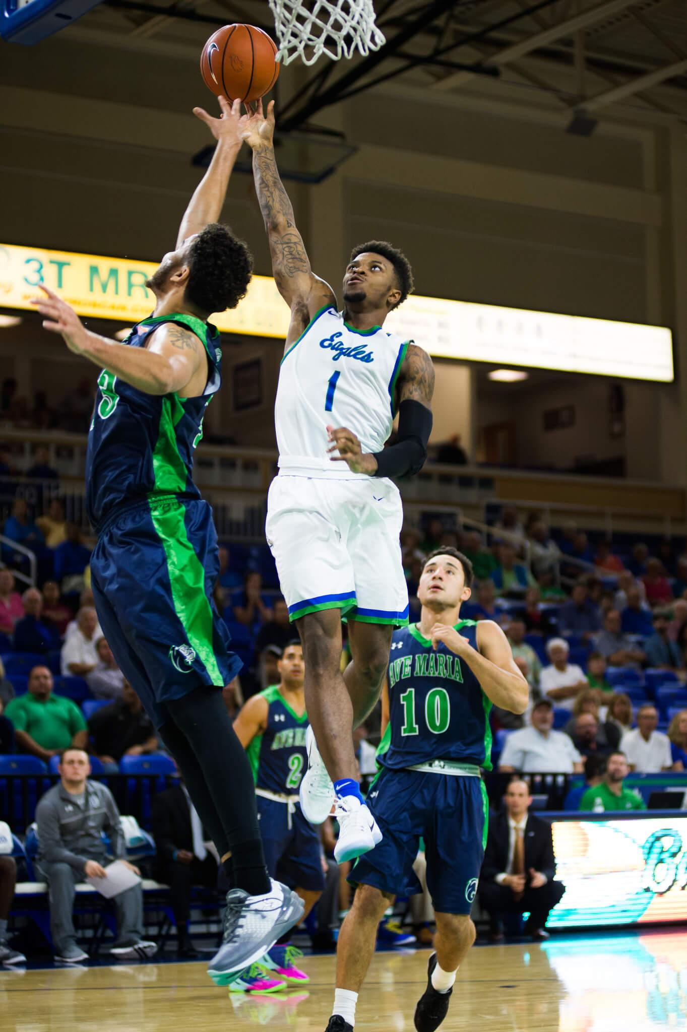 FGCU men's basketball set to face FAU after six-day game break