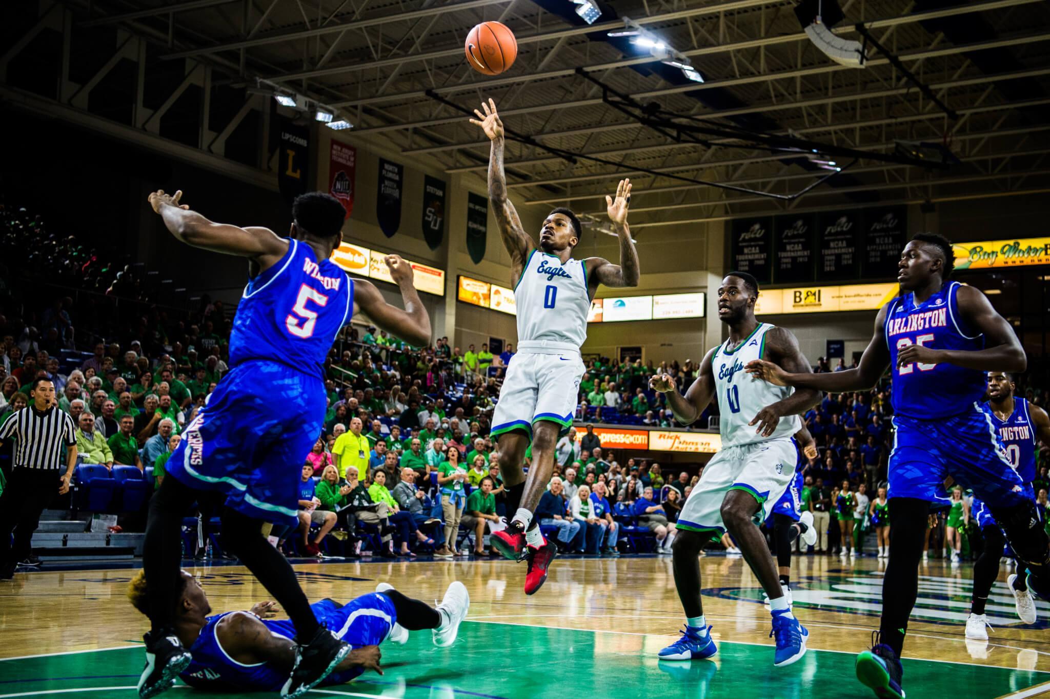 FGCU men's basketball outlast Georgia Southern to extend win streak to four