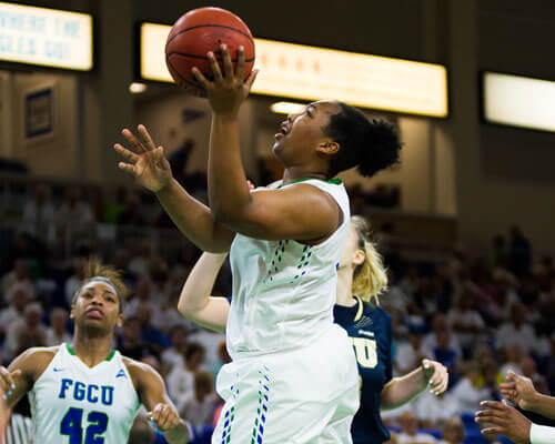 FGCU womens basketball