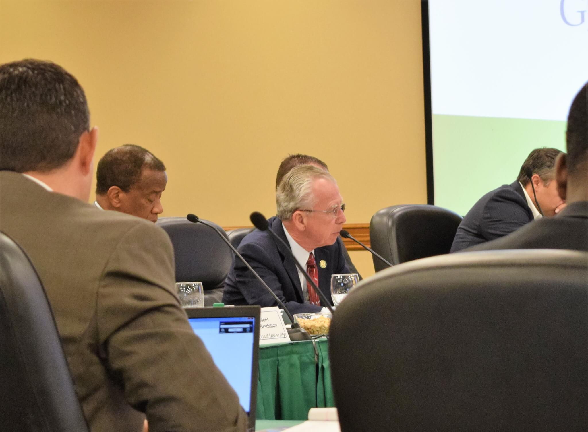 New presidential search timeline approved by Board of Trustees