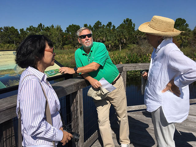 Director of FGCU's Everglades Wetland Research Park to study water in Naples