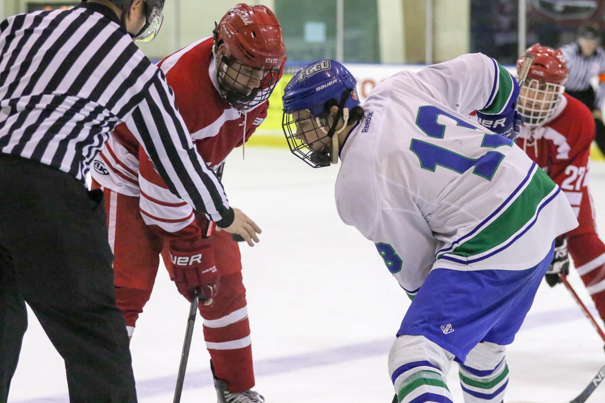FGCU DII hockey looks ahead to the second half of the season