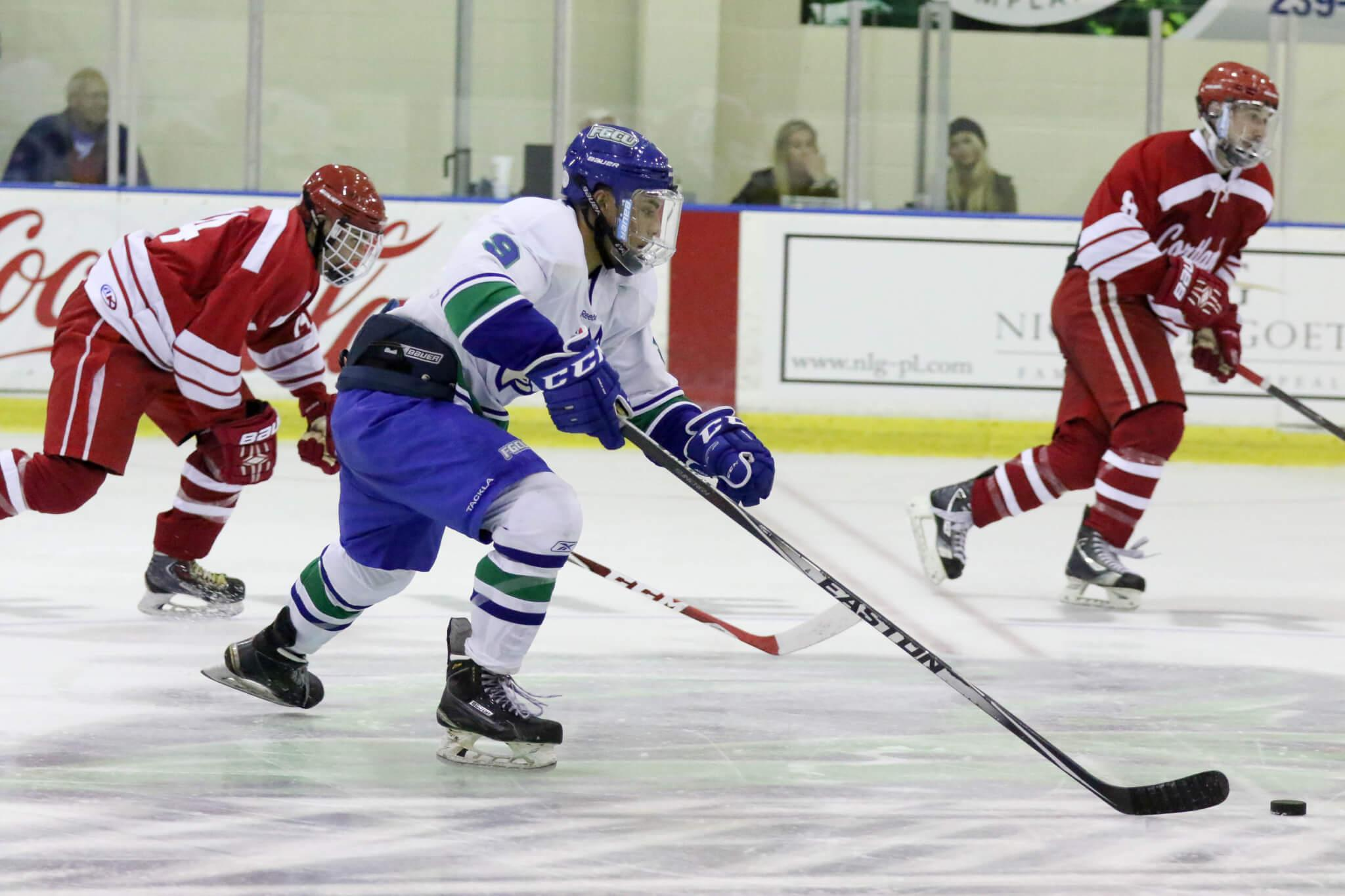 FGCU DII hockey picks up right where they left off