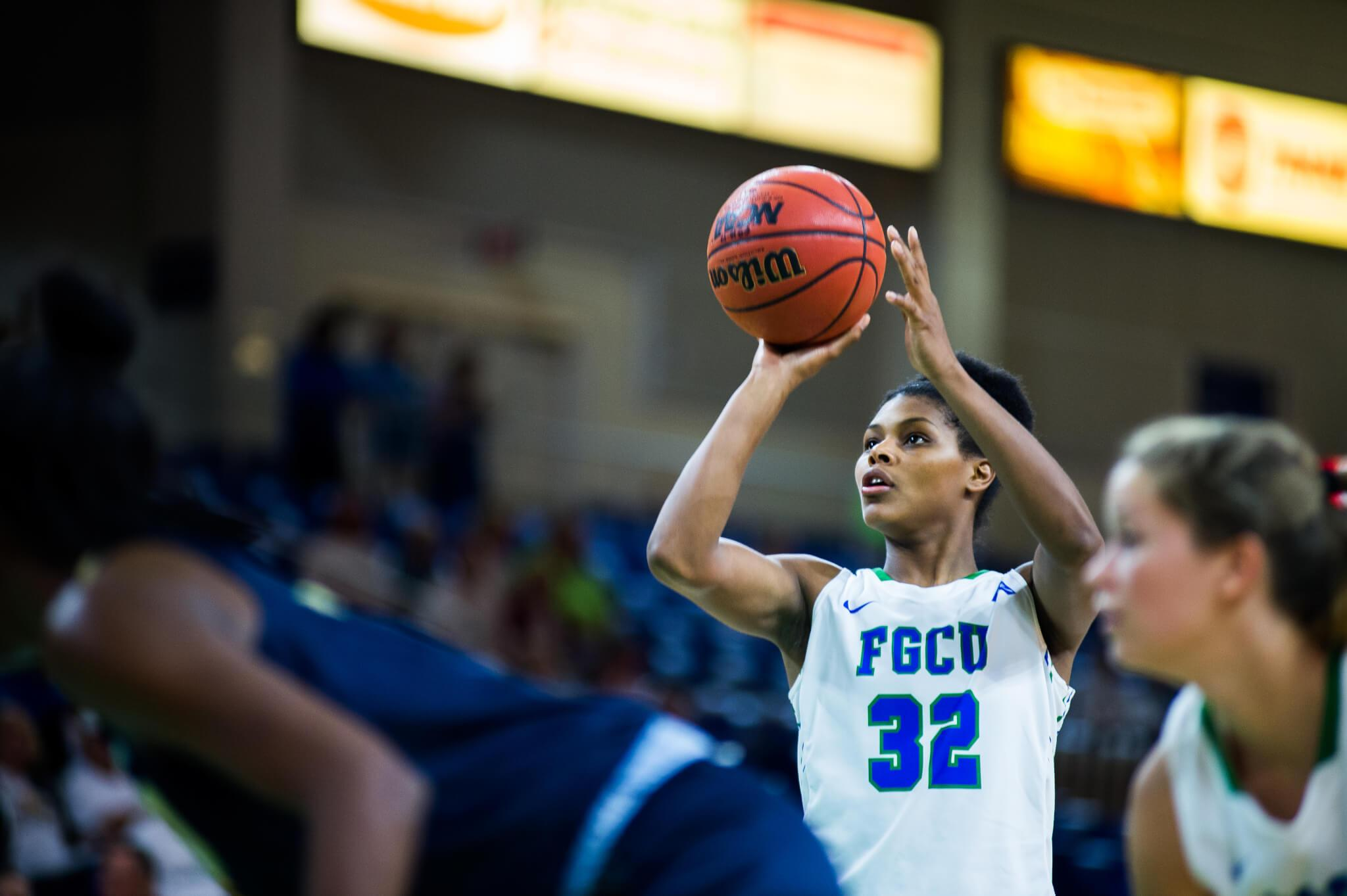 FGCU women's basketball rides strong second half for eighth-straight win